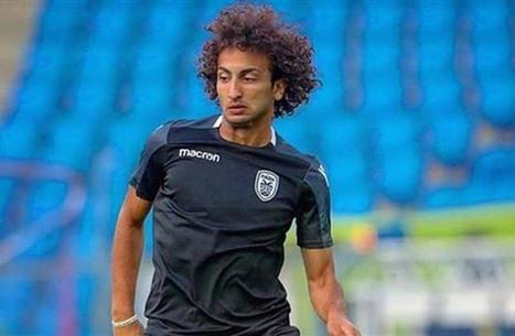 عمرو وردة يكشف عن اسم ناديه الجديد