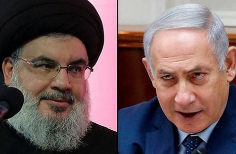 نصر الله يرد على نتنياهو بشأن مخزن صواريخ قرب مصنع غاز: كذاب
