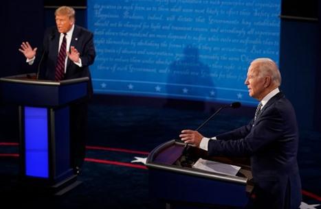 إندبندنت: لماذا غاب الشرق الأوسط عن نقاشات ترامب-بايدن؟