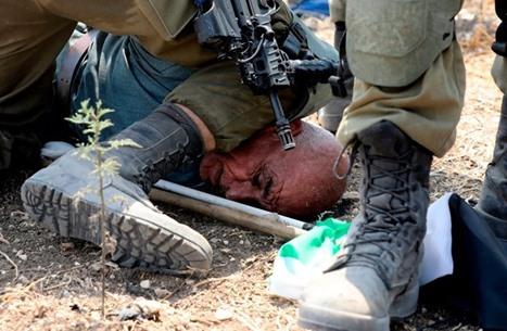 الاحتلال يحكم على فلويد الفلسطيني بالسجن والغرامة