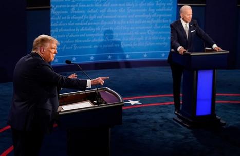 بوليتكو: غياب الإنجاز وراء تفجير ترامب لمناظرته مع بايدن