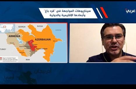 """حافظ أوغلو لـ""""عربي21"""": لا خيار أمام باكو سوى تحرير أراضيها"""