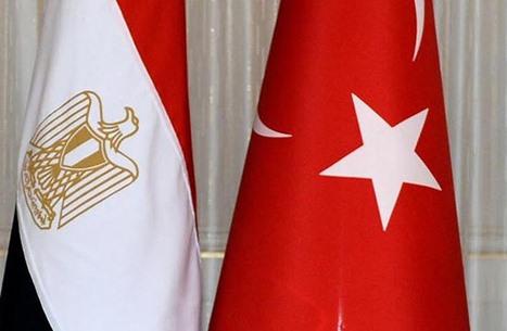 هل اتخذت مصر خطوة للأمام تجاه تركيا في شرق المتوسط؟
