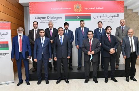 تأجيل الجولة الثانية من المشاورات الليبية في المغرب