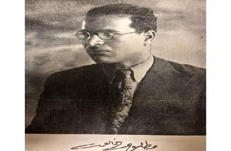 مطلق عبد الخالق.. شاعر ومثقف عضوي ومناضل ضد الاحتلال