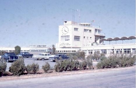 """مطار """"قلنديا"""" أو """"القدس"""" مكان ساحر في الذاكرة الفلسطينية"""