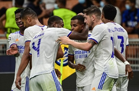 ليفربول وريال مدريد يطيحان بميلان وإنتر الإيطاليين بدوري الأبطال