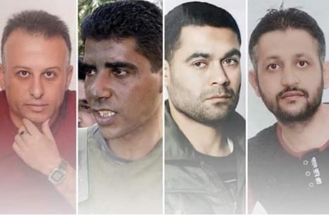 """تفاعل مع اعتقال الاحتلال لأسرى """"نفق الحرية"""": """"فعلوا معجزة"""""""
