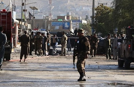 قتلى وجرحى جراء انفجارات في كابول وشرق البلاد