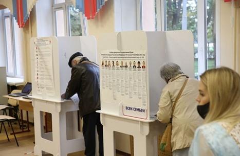 حزب بوتين في طريقه للفوز بالانتخابات البرلمانية.. وشبهات تزوير