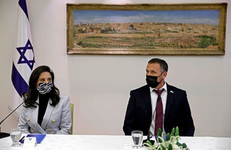 وزير إسرائيلي: لن نسمح بدولة فلسطينية بأي شكل