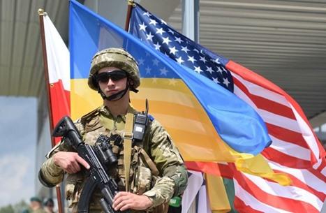 مناورات أوكرانية مع الناتو تزامنا مع أخرى روسية-بيلاروسية