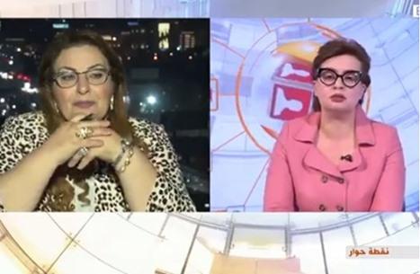 """مذيعة """"BBC"""" تحرج مسؤولة سابقة بمصر بسؤال عن المعارضين"""