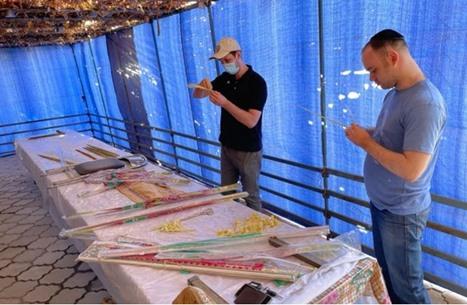 """أبوظبي تساعد يهود إيران على أداء طقوس """"عيد العرش"""""""