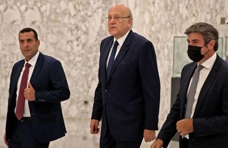 حكومة ميقاتي تنال ثقة البرلمان اللبناني بعد تعطل الجلسة
