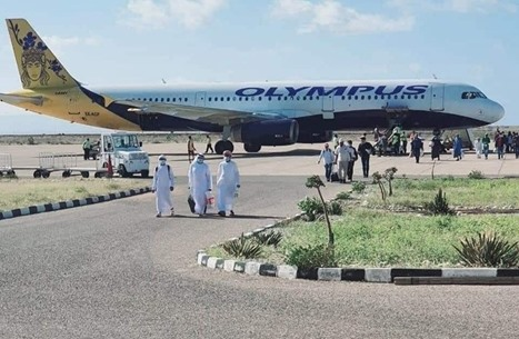 أنباء عن منع السعودية طائرة إماراتية من الوصول إلى سقطرى