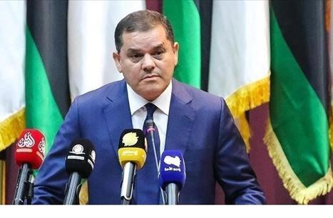 الدبيبة: ميركل طلبت فتح باب الهجرة أمام الليبيين نحو ألمانيا