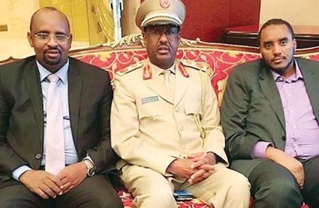 مستشار للرئيس الصومالي يصل مقديشو بعد احتجازه بجيبوتي