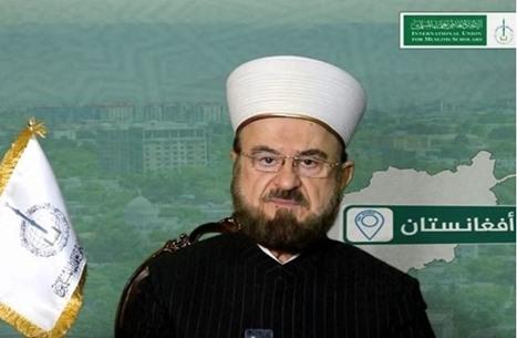 """عربي21 تحاور القره داغي حول علاقة """"الاتحاد"""" مع طالبان (شاهد)"""