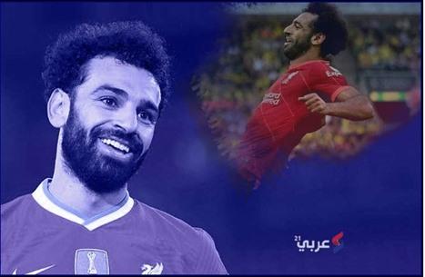 صلاح بين أغلى لاعبي كرة القدم بالعالم في 2021 (إنفوغراف)