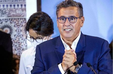 أخنوش: أكبر 3 أحزاب فائزة ستشكل حكومة ائتلافية بالمغرب