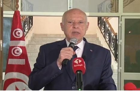 النهضة وقلب تونس: أحكام سعيد الانتقالية انقلاب على الشرعية
