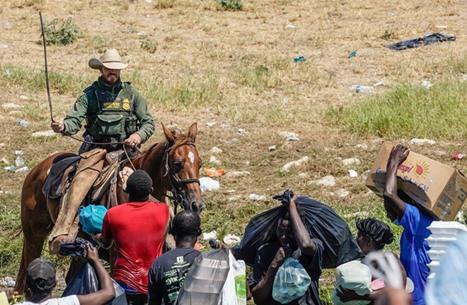 بايدن يستنكر قمع حرس حدود بلاده لمهاجري هاييتي
