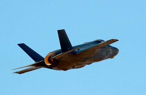 """الاحتلال الإسرائيلي يتسلم ثلاث طائرات """"شبح F-35"""" جديدة"""