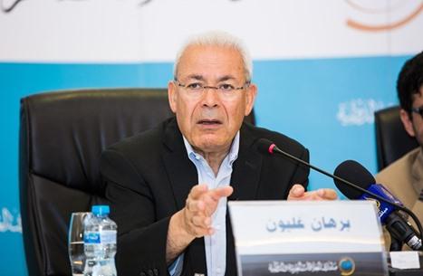 """غليون لـ""""عربي21"""": انقلاب تونس هدفه تصفية الربيع العربي"""