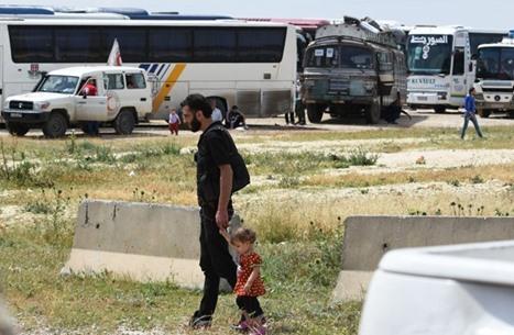 قتلى وجرحى بانفجار في جرابلس شمال سوريا (شاهد)