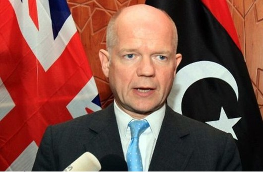 بريطانيا تدين اختطاف رئيس وزراء ليبيا