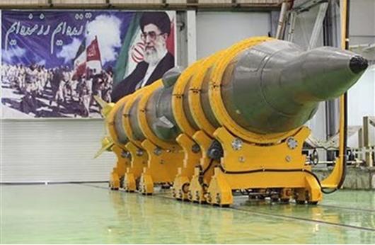 هاغل: التهديدات الإسرائيلية دفعت إيران إلى طاولة المفاوضات