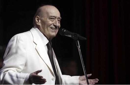 رحيل الفنان اللبناني وديع الصافي