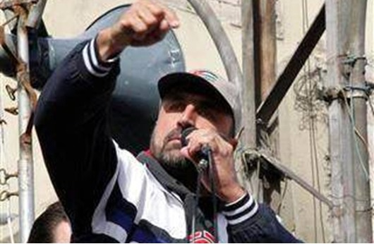 توقيف الناشط  في الحراك الشبابي الأردني عدنان أبو عرقوب