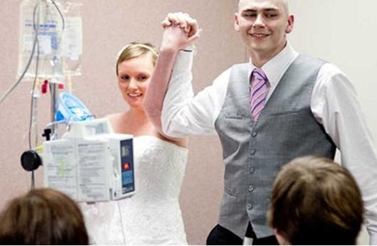 زواج مرضى السرطان بديل للعلاج للكيمائي