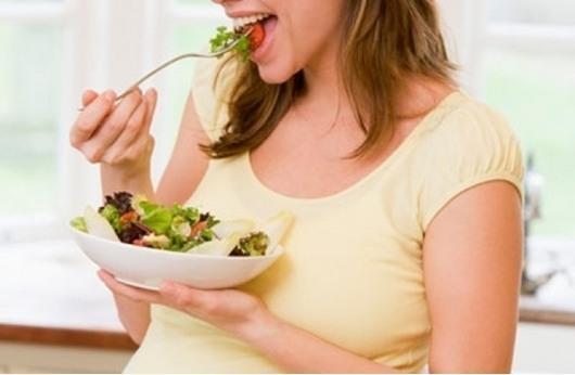 دراسة: وجبة الفطور الكبيرة تساعد على الحمل