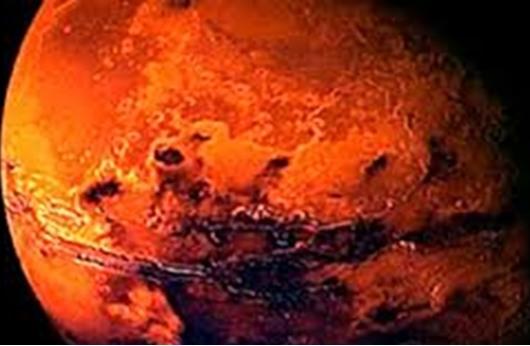 علماء: براكين هائلة أثرت على تطور المريخ