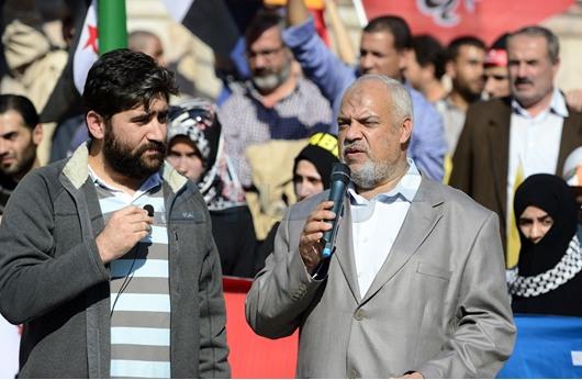 """قيادي أخواني: المحتجون لن يتركوا الشوارع حتى """"عودة الشرعية"""""""