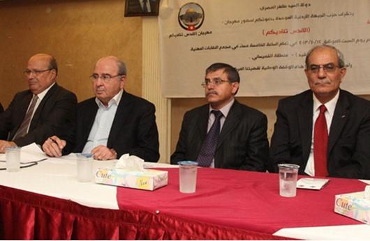 """""""المصري"""": القدس تحتاج دعما عمليا وليس بيانات استنكار"""