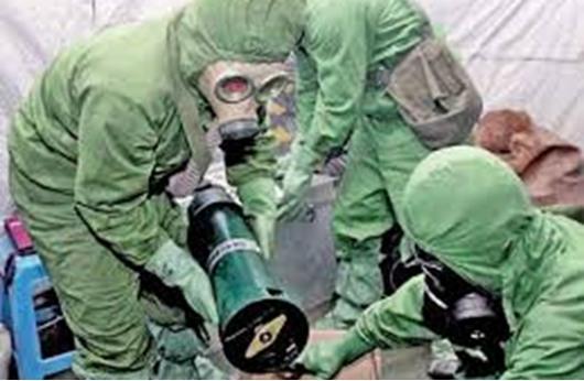 فريق حظر الأسلحة الكيميائية يواصل أعماله في سوريا