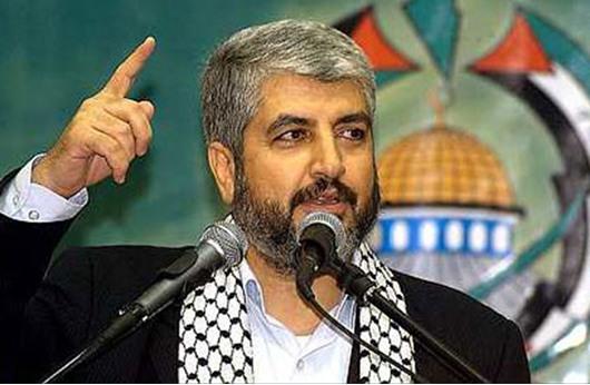 حماس تنفي أنباء عن نية مشعل مغادرة الدوحة