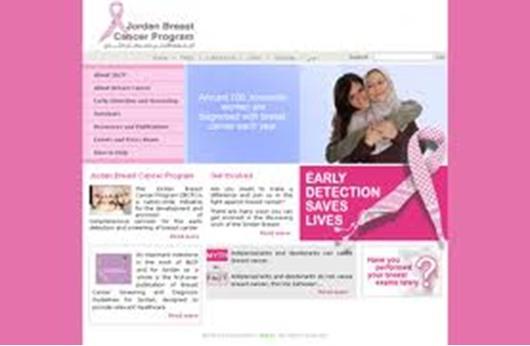 نصف اللبنانيات المصابات بسرطان الثدي دون الخمسين من العمر