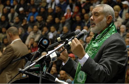 هنية: غزة مستعدة لاستقبال لاجئين فلسطينيين من الدول العربية