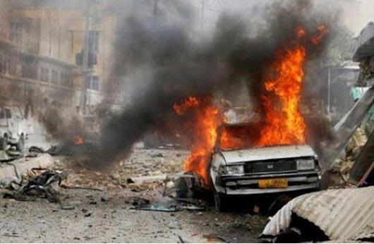 4 جرحى في تفجير مقر للمخابرات الحربية المصرية