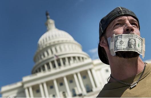 شلل الميزانية الأميركية يكلف إقتصاد البلاد 24 مليار دولار