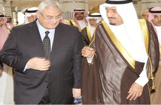 400 مليون دولار مساعدات سعودية لمصر في نوفمبر