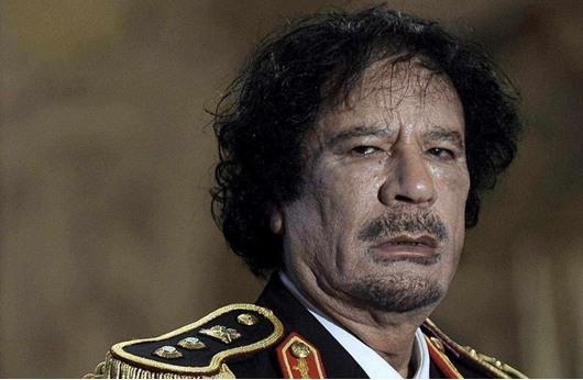 """""""الشرق الأوسط"""": القذافي عرض على الثوار دولة في أجدابيا"""