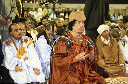 """""""النهار الجزائرية"""": القذافي لم يقتل !"""