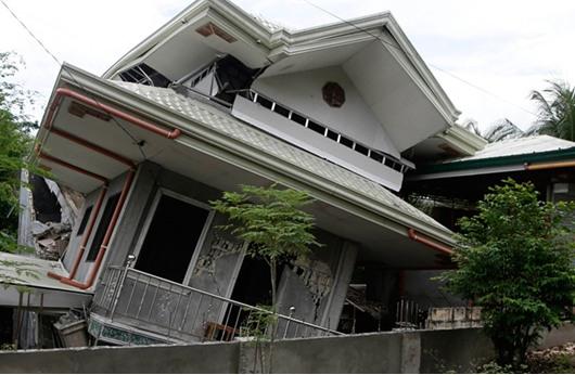 ارتفاع حصيلة ضحايا زلزال الفليبين إلى 195 قتيلاً