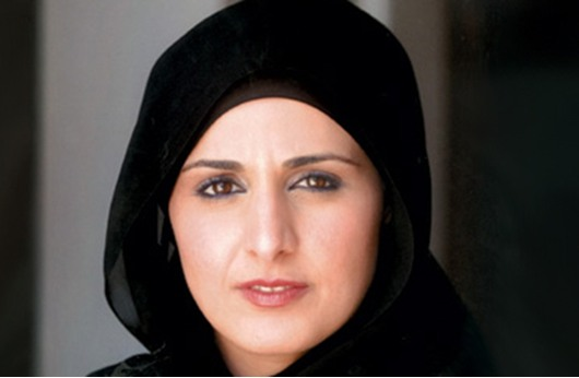 """شقيقة امير قطر """"الاكثر تأثيرا في العالم في مجال الفن"""""""